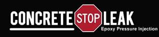 Concrete Stop Leak Logo